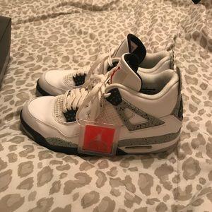 Air Jordan 4 Retro OG Size 9.5